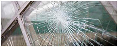 Ashington Smashed Glass
